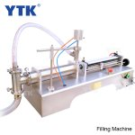 30-300ml Single Head Liquid Softdrink Pneumatic Filling Machine