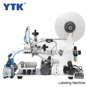 Surface Labelling Machine Labeller with Printer for Flat Surface