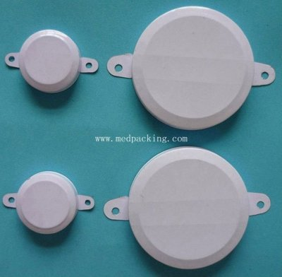 "200ml Drum Cap (1 pair includes 1pcs 2"" cap and 1pcs 3/4"" cap)"