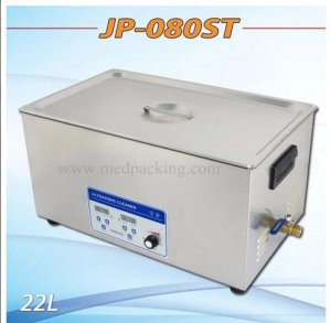 Ultrasonic industrial cleaning equipment JP-080ST adjustable pow