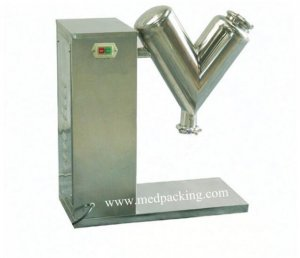 Powder Mixer, Powder Blender V-8