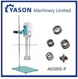AE500S-P (90G) Laboratory high speed shear emulsifying machine 2