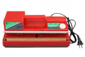 SF-270 type table top manual sealing machine