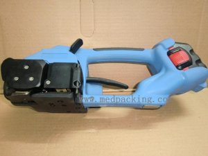 DD160 Battery-powered PET Strapping Tools for pallets, bales, cr