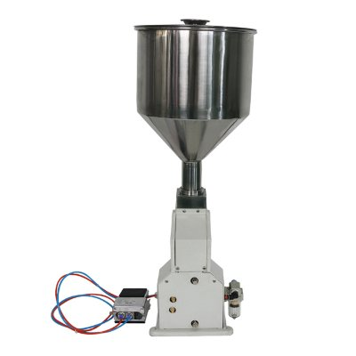 Pneumatic Filling Machine (5~50ml) for Cream & Shampoo & Cosmeti