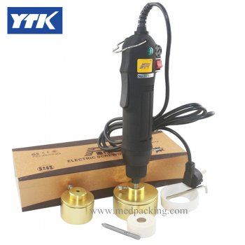Portable Electric Capping Machine for screw cap