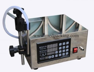 Hot Sale 3-3000ml Water Softdrink Liquid Filling Machine Digital