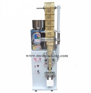 2-99g Bag Packing Machine with Sensor Position Setting System