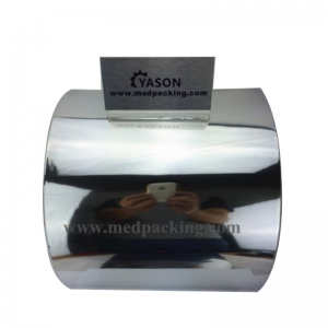 Aluminium Coated Bag Roll for bag packing machine