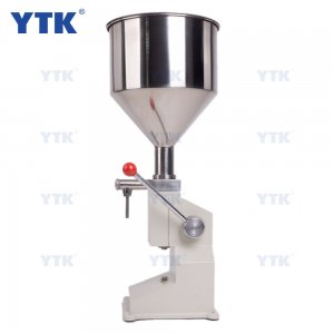Manual Filling Machine (5~50ml) for Cream & Shampoo & Cosmetic