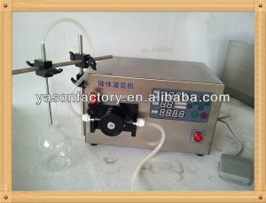 High Accuracy Peristaltic Pump Filling Machine 0.2-50ml