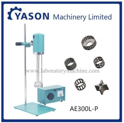AE300L-P Laboratory high-shear emulsifying machine 500-40000ml