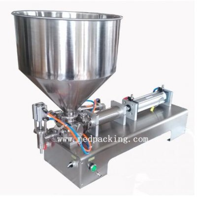 5-100ml Single Head Cream Shampoo Filling Machine