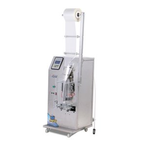 Pure liquid back sealing packing machine