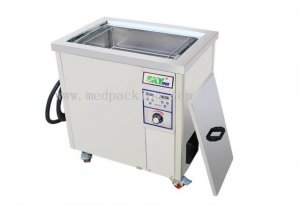 Ultrasonic cleaner JP-180ST industrial cleaning equipment with a