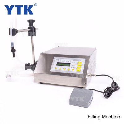 3-3000ml Water Softdrink Liquid Filling Machine Digital Control