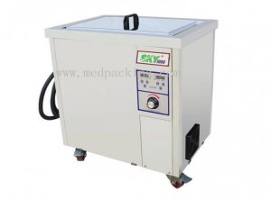 Ultrasonic cleaner JP-240ST adjustable power ultrasonic cleaning