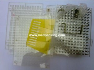 187 holes Manual Capsule Filler,capsule filling machinery