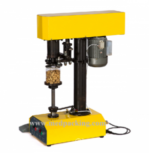 electric can sealing machine