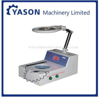 ALN-50S Laboratory colony counter/Semi-automatic bacteria inspec