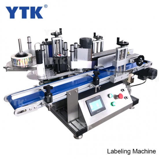 Full Automatic Desktop Labeling Machine - Click Image to Close