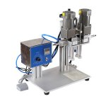 10-300ml Full-Pneumtic Filling Machine Single Head for Cream or