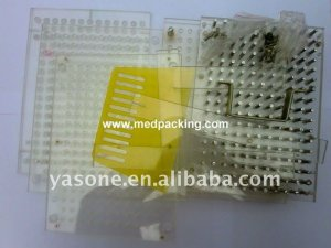 209 holes Manual Capsule filling machine capsule filler