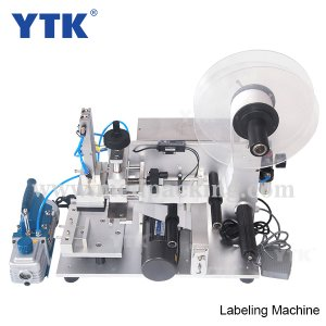 Surface Labelling Machine Labeller YTK-60 for Flat Surface