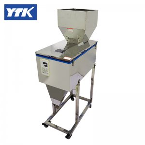 25-999g Particle Filling Machine for Grain Seed Tea Particle Gra