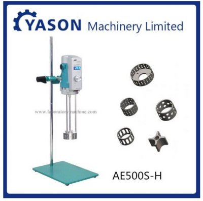 AE500S-H (90G) Laboratory high speed shear emulsifying machine 2