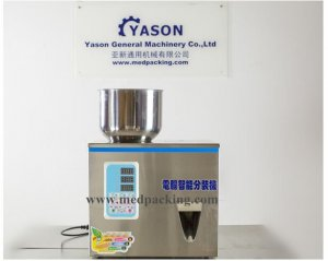 1-99g Powder Filling Machine with footpedal for Powder