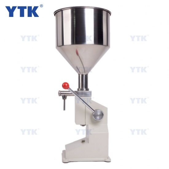 Manual Filling Machine (5~50ml) for Cream & Shampoo & Cosmetic - Click Image to Close