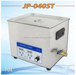 Ultrasonic cleaner JP-040ST adjustable stainless steel ultrasoni