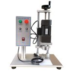 DDX450 Desktop Electric Screw Cap Capping Machine