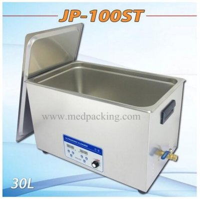 Ultrasonic cleaner JP-100ST industrial cleaning power adjustable