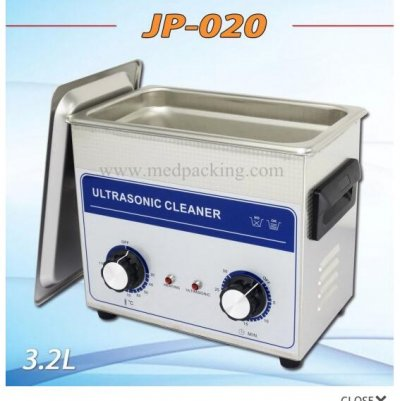 Ultrasonic cleaner JP-020 Parts Hardware PCB board laboratory wa